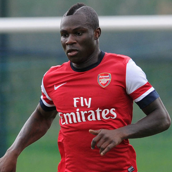 Ex-player from Arsenal London included into FC Ufa Players List