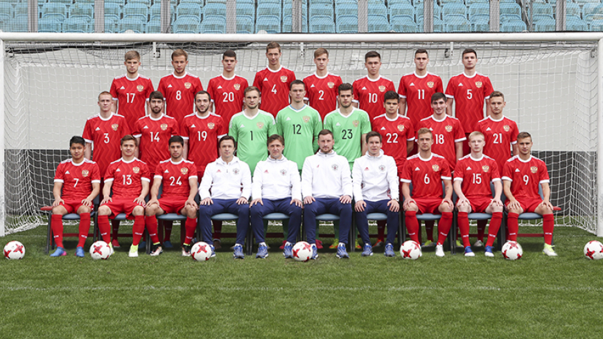 U-21 team of Russia left for Spain